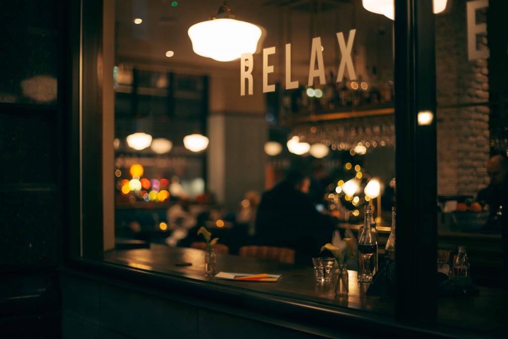 freelancers relax
