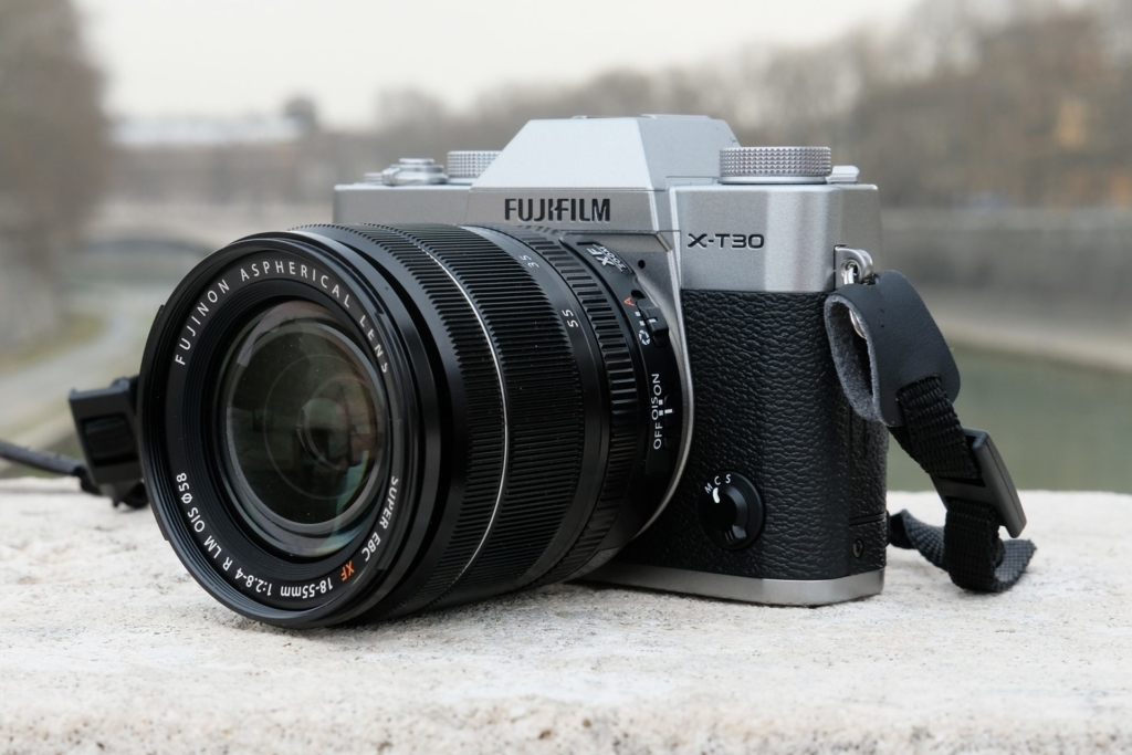 Fujifilm XT30 camera