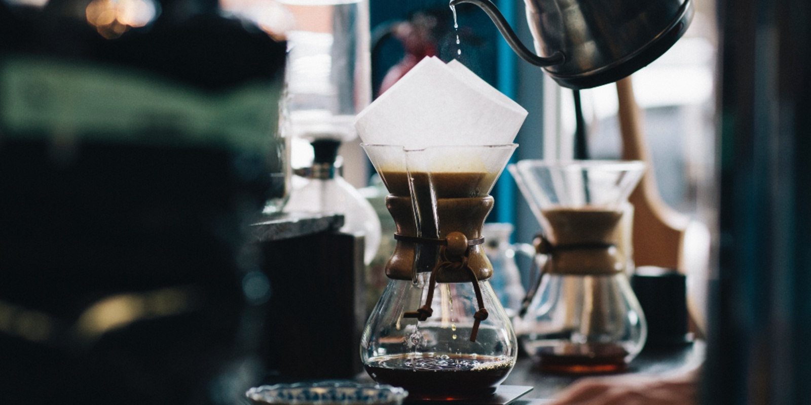 Coffee Pouring
